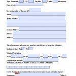 Free Massachusetts ATV/Snowmobile/Bike Bill of Sale Form | PDF ...