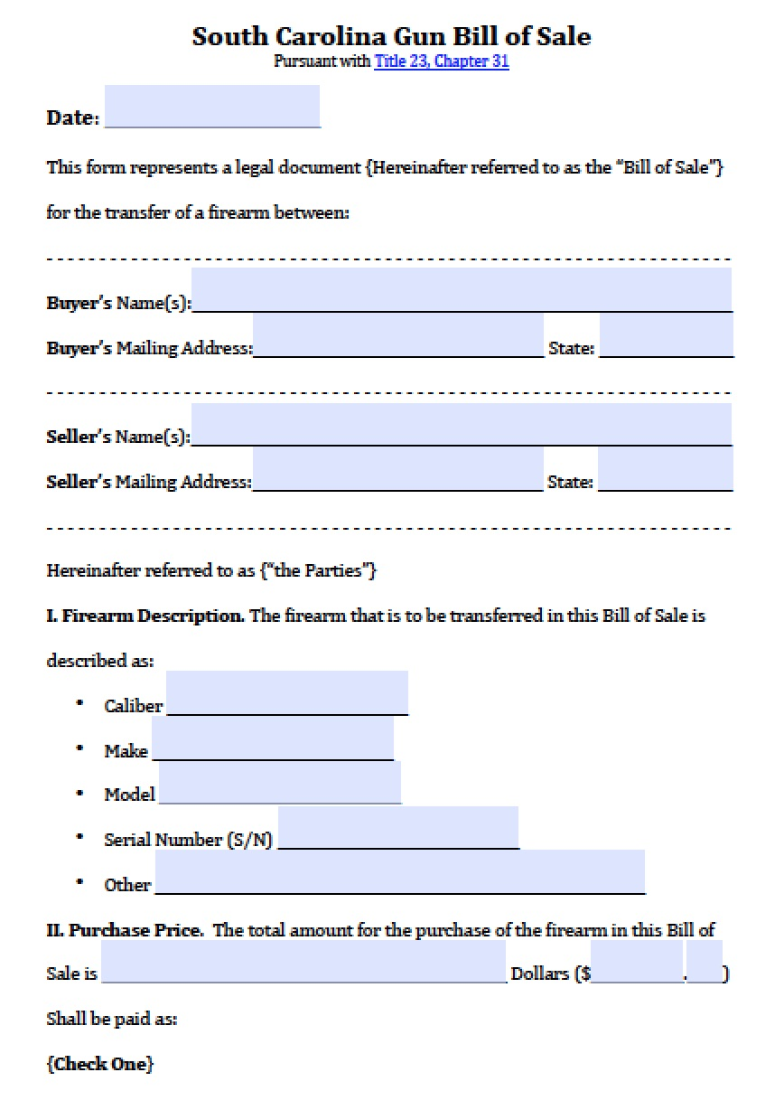 Bill Of Sale Form Texas >> Free Harris County, Texas Bill of Sale Form | PDF | Word (.doc)